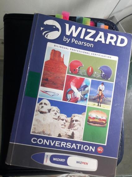 Livro Wizard W2 Inglês Usado