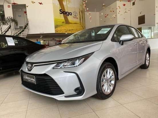 Toyota Corolla 2.0 Vvt-ie Flex Gli Direct Shift 2020