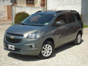 Chevrolet Spin 1.8 Ltz 7asientos Automática 2014