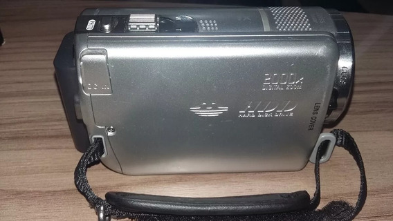 Lote De Duas Filmadoras Sony Dcr Sr68 Super Conservadas !