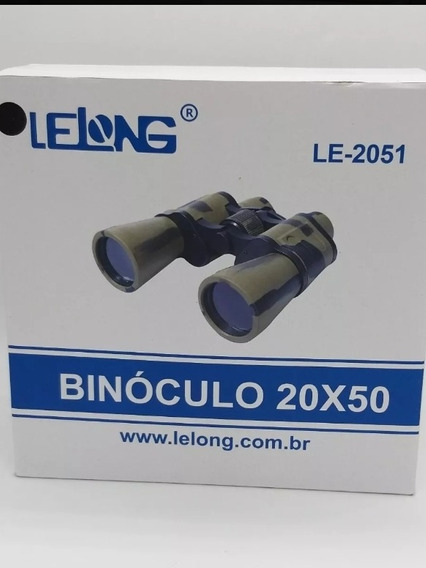 Binóculo Lelong Lê 2051 20x50