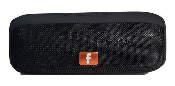 Caixa Amplificador De Som Bluetooth Sem Fio Mp3 Player 20w
