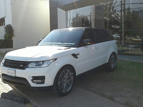 Land Rover Range Rover Sport 3.0 Hse Dynamic Tiene Garantia