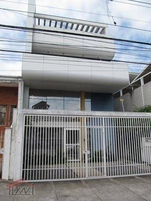 Prédio Comercial Para Venda E Locação, Vila Anastácio, São Paulo - Pr0041. - Pr0041