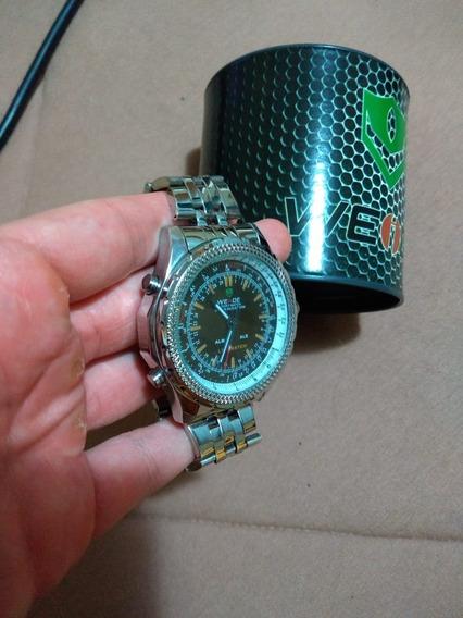 Relógio Pulso Weide Digital Analógico Wh-904