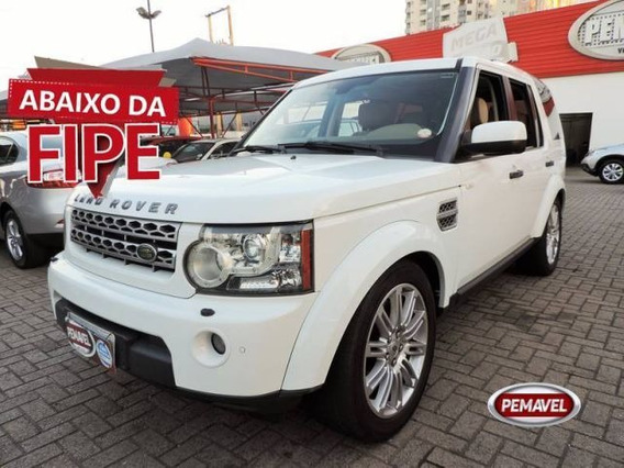 Land Rover Discovery 4 Hse 4x4 3.0 Turbo V6 36v, Mhf2198