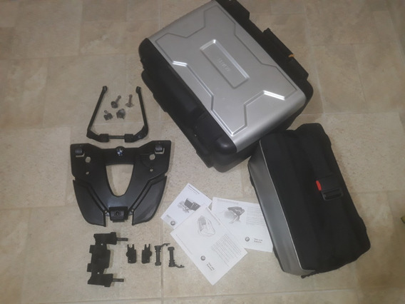 Top Case/base/suporte -original Bmw R1200 Gs 0il 2004 A 2012