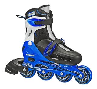 Patines Roller Derby Cobra Boy Adjustable Del 21 Al 24 Mex.