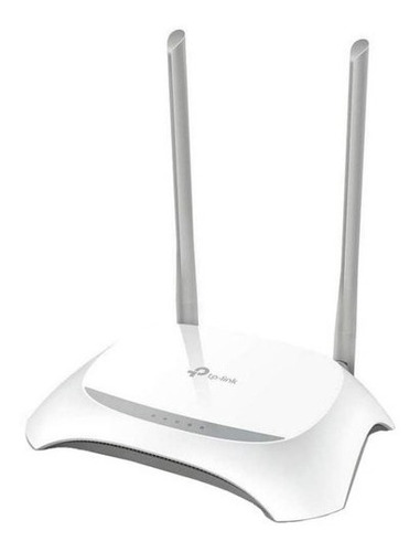 Router Wifi Administrable Wisp 300mbps Tl-wr850n Tp-link