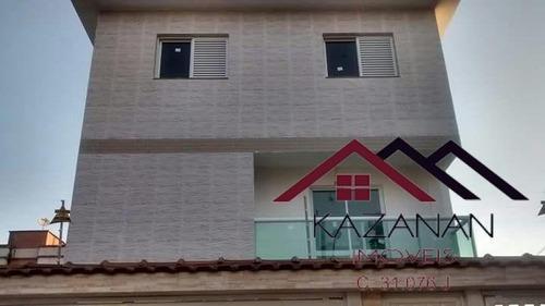 Triplex 3 Dormitórios São Vicente - 869