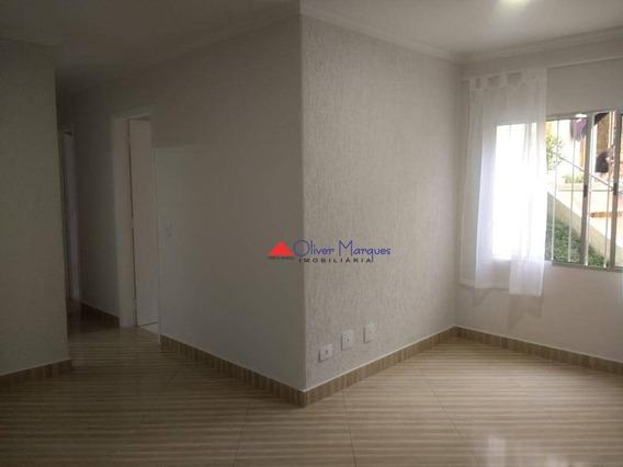 Apartamento Com 3 Dormitórios À Venda, 65 M² Por R$ 225.000,00 - Jardim D Abril - São Paulo/sp - Ap7243