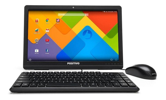 All In One Positivo Us2070 Quad Core 2gb 16gb 15 Android