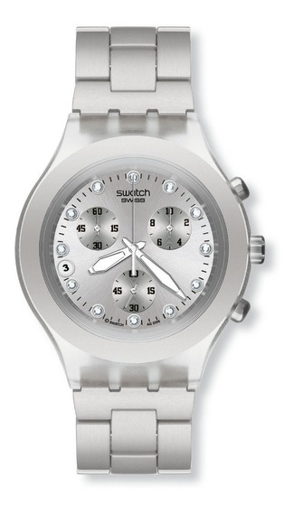 Reloj Full - Blooded Silver
