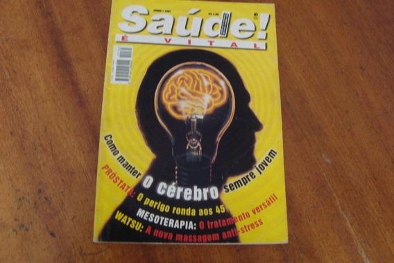 Revista Azul Saude Vital 165 / Manter O Cerebro Sempre Jovem