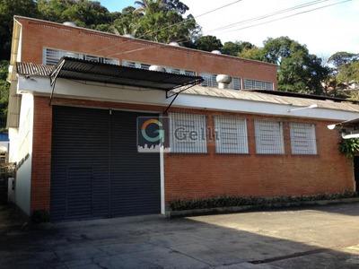 Galpão - Petrópolis, São Sebastião - 26