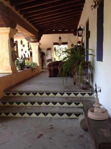 Rancho En Zacualpan De Amilpas / Zacualpan - Ham-139-ra