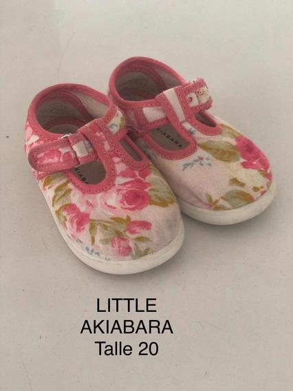 Zapatito Little Akiabara