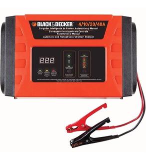Cargador Bateria Inteligente Auto Black Decker 40 Amp Bc40
