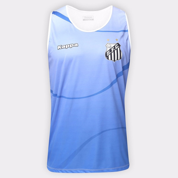 Camisa Regata Santos Dalmo Original Kappa 2016