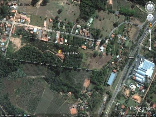 Imagem 1 de 3 de Terreno A Venda No Bairro Do Pinhal - Itatiba/sp. - Te01311 - 69536804