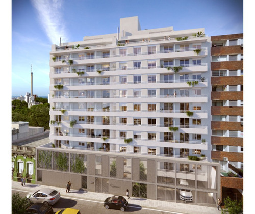 Apartamento 2 Dormitorios Cordón Terrazas De Magallanes