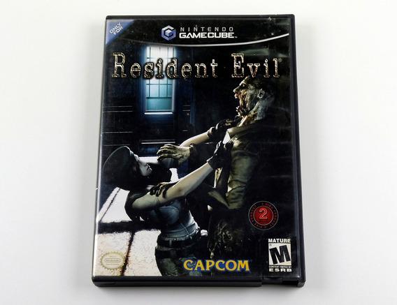 Resident Evil Nintendo Gamecube Original