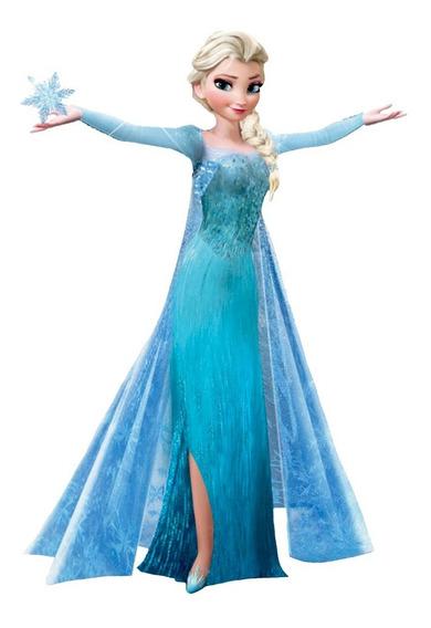 Saludos Virtuales De Princesas - Elsa Anna Frozen Rapunzel