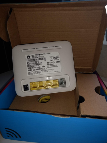 Router Wifi Huawey Hg531sv1