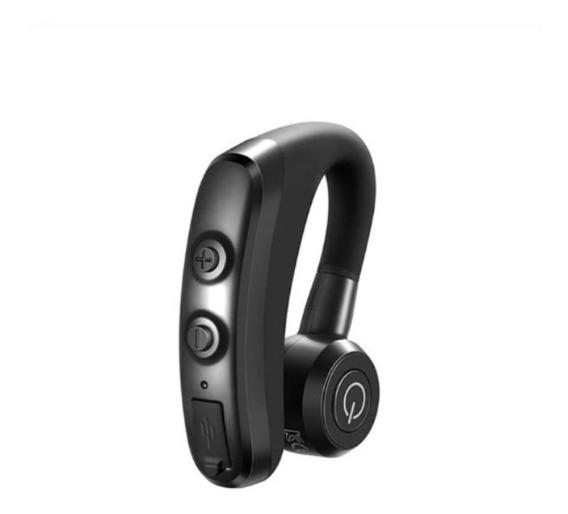 Fone Bluetooth K5 Mãos Livres Motoristas Etc. Com Microfone