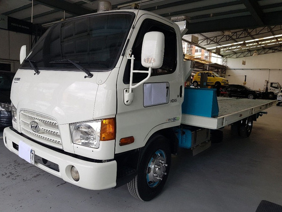 Grua Hyundai Hd65 2016