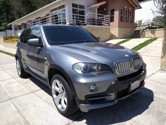 Bmw X5 E70 V8 Blindada