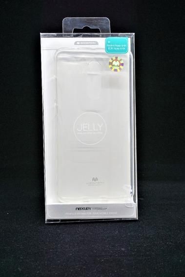 Funda Xiaomi Redmi Note 4/4x Goospery Transparente Jelly