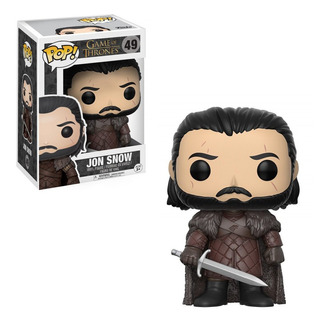 Funko Pop Games Of Thrones - Jon Snow 49