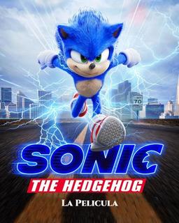 Pelicula Sonic Full Hd 1080p Subtitulada Digital