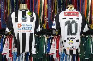 Abc 2008 Camisa Titular Tamanho G Número 10.