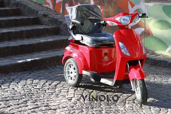 Triciclo Eléctrico Sunra Modelo Shino - Viñolo Vehículos /e