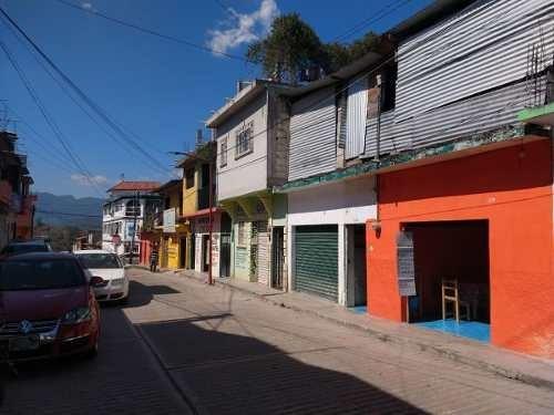 Casa Con Locales En Venta En El Centro De Ocosingo, Chiapas