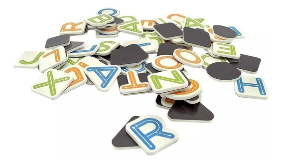 Letras Imantadas Para Aprender A Escribir Plan Z