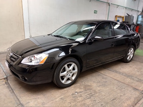 Nissan Altima 3.5 Se V6 At Piel Qc
