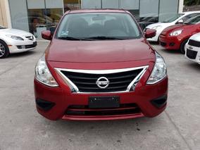 Nissan Versa 1.6 Sense Mt 2016