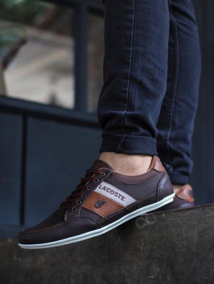 Tenis Zapato Para Caballero Estilo Único