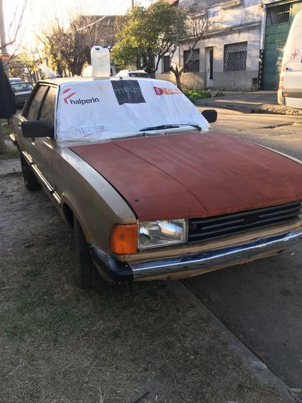 Ford Taunus Ghia Con Aire