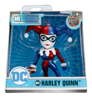 Figura Harley Quinn Jada Metalfigs Nuevo Supertoys
