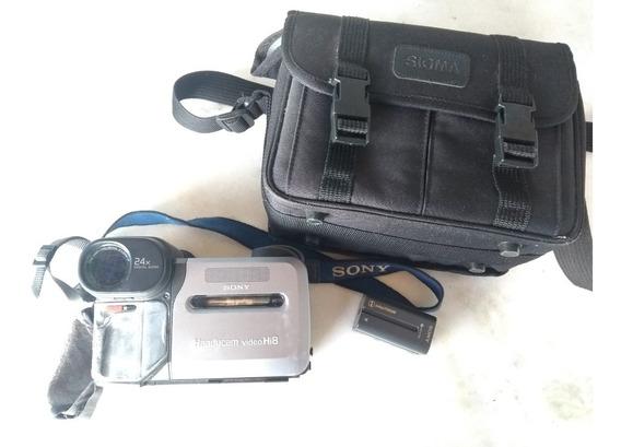 Filmadora Sony Handycam Video Hi8