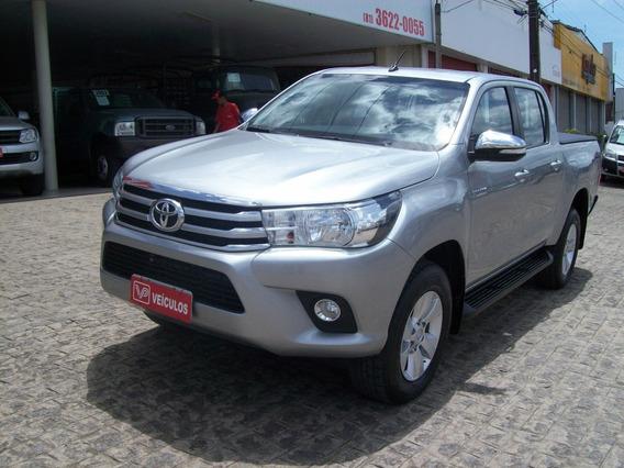 Toyota Hilux 2.8 Tdi Srv Cab. Dupla 4x4 Aut. 4p 2016.