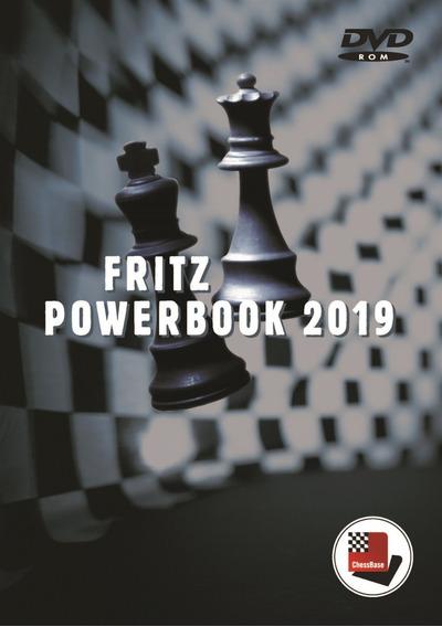 Fritz Powerbook 2019 Ótimo Para Aprender Aberturas De Xadrez