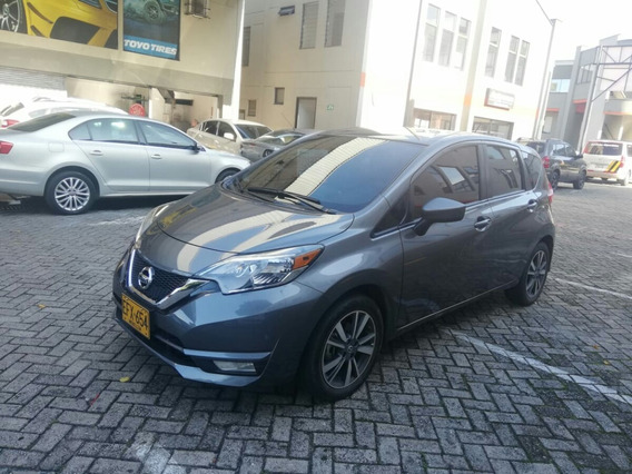 Nissan Note Full 2018 Automatico