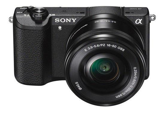 Camara Sony Alpha A5100 Con Lente E 16-50mm F/3.5-5.6 Oss 24