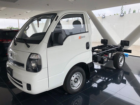 Kia K2500 Bongo Precio Leasing 2018 0km