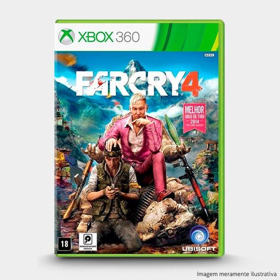 Far Cry 4 - Original Para Xbox 360 Novo